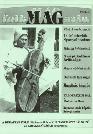 Cover of Folk hátán folk!