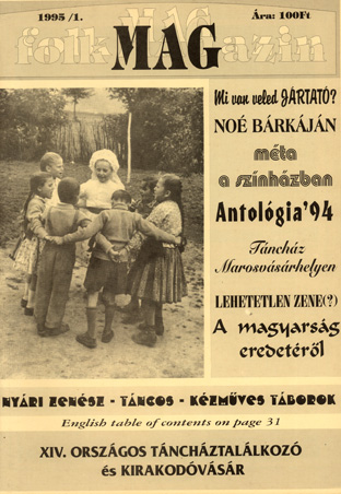 Cover of Antológia '94