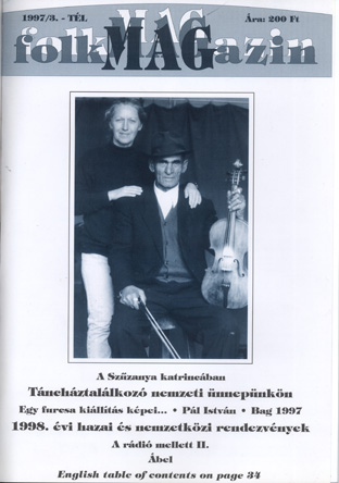 Cover of 1997/3