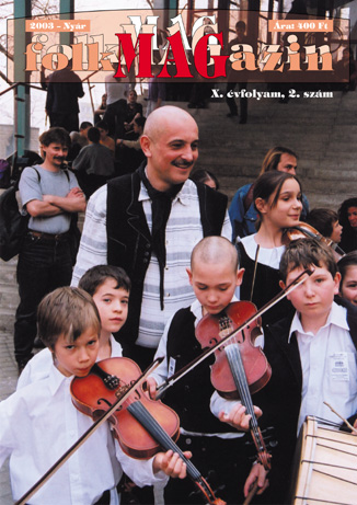 Cover of Folkloriada 2004